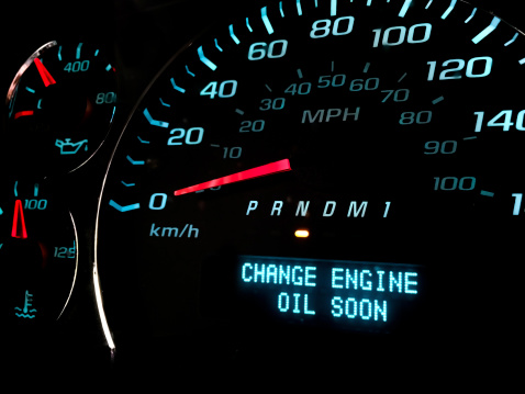 Problems can arise with long oil change intervals