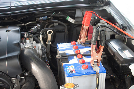 Your battery needs a jump start on winter