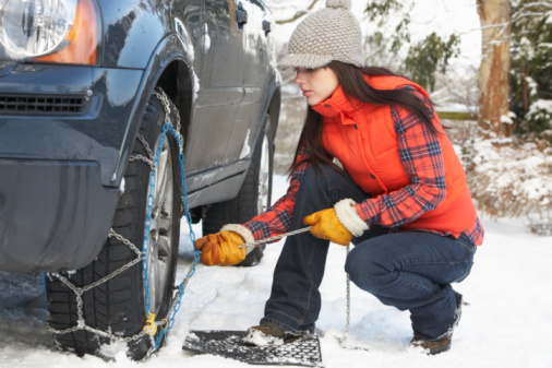 Helpful Tips for Vehicle Winterization