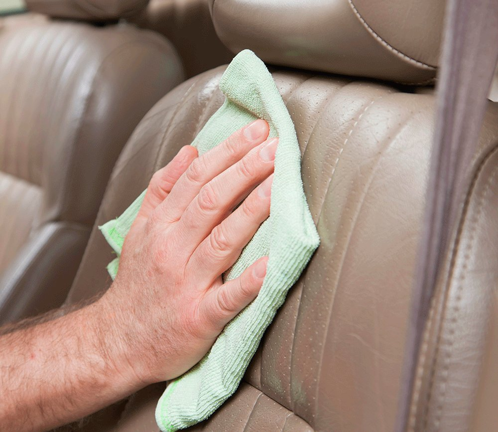 Three tips for cleaning your car's interior