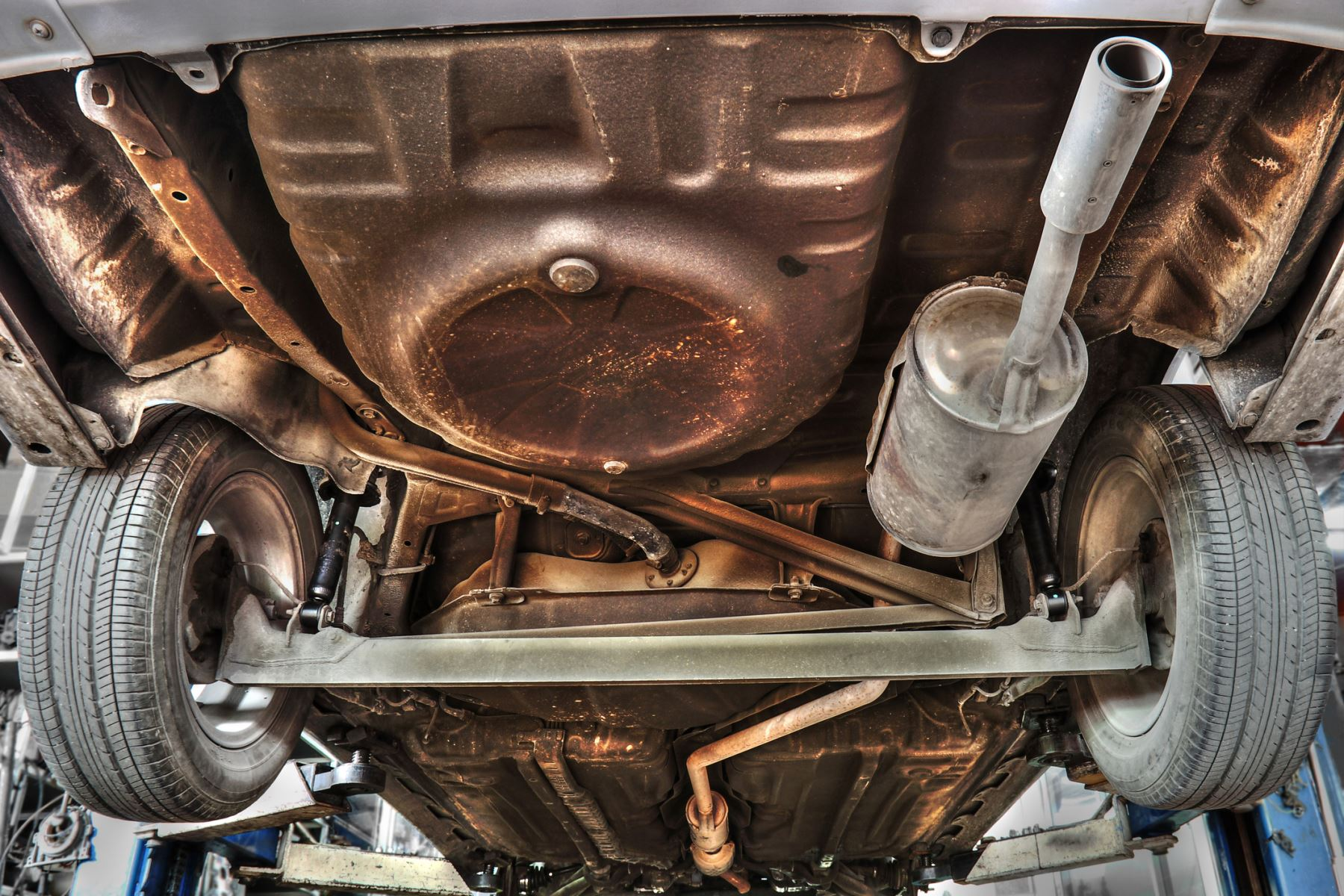 Rust usually excluded from warranties