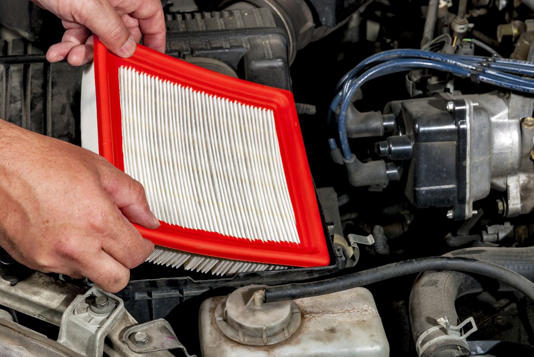 Did you know most vehicles have two air filters?