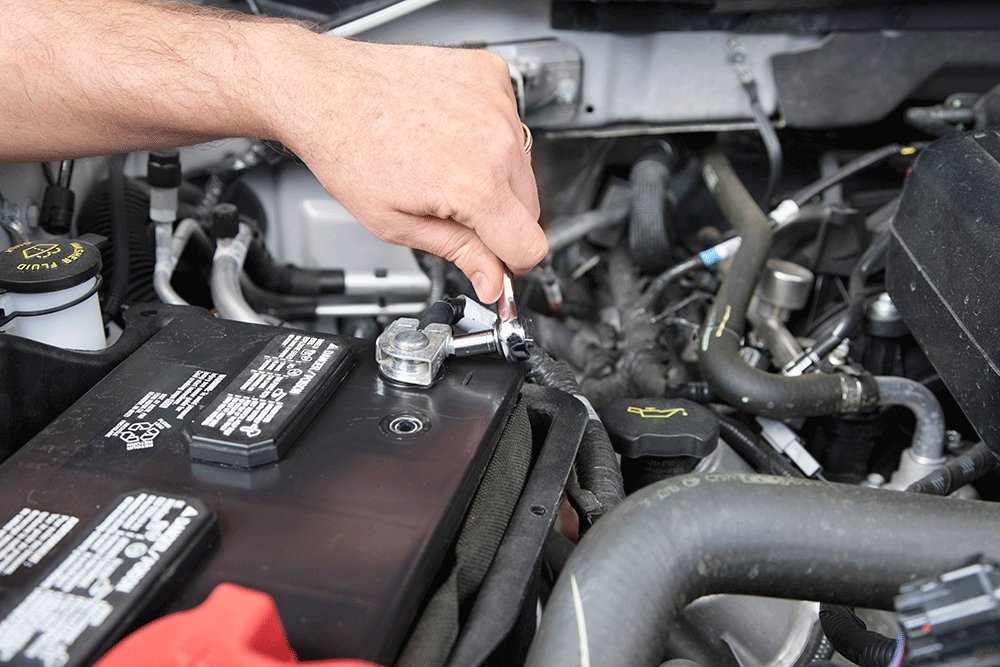 How to clean your car's battery terminals