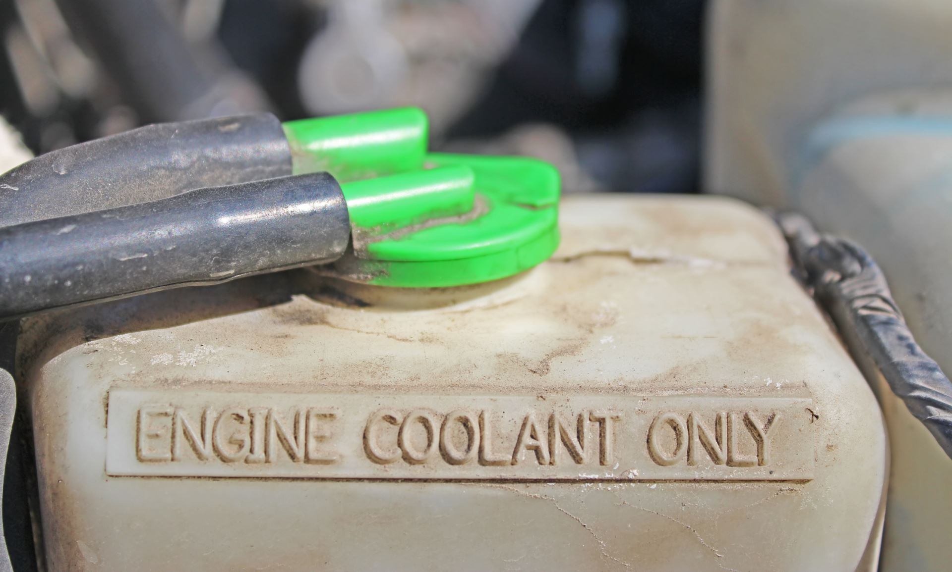 Stalls can be related to coolant loss